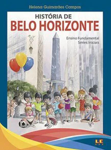 Livro História de Belo Horizonte