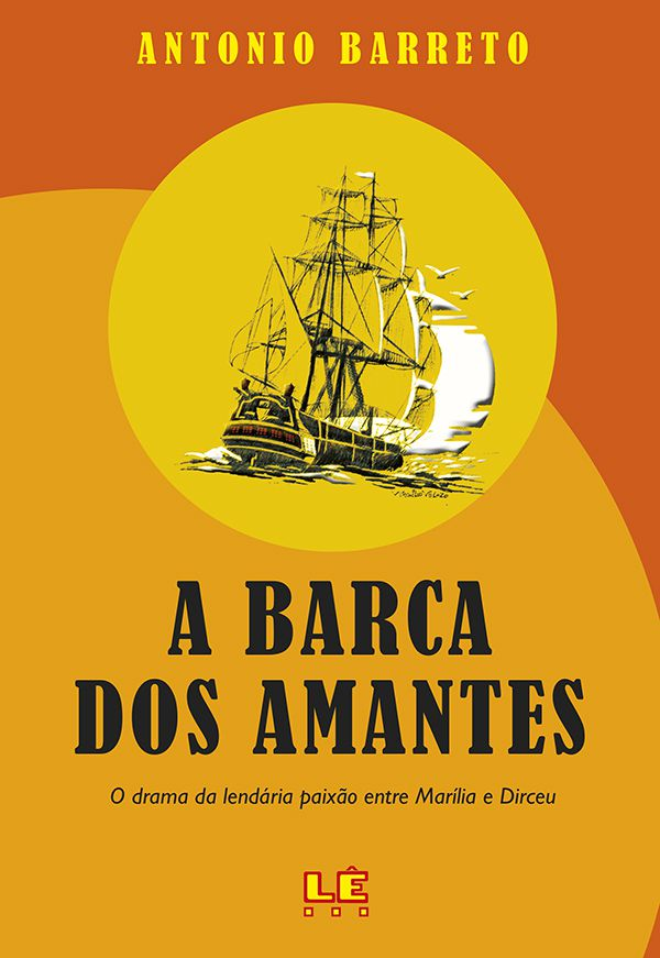 Livro A barca dos amantes