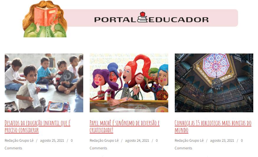 Portal do Educador