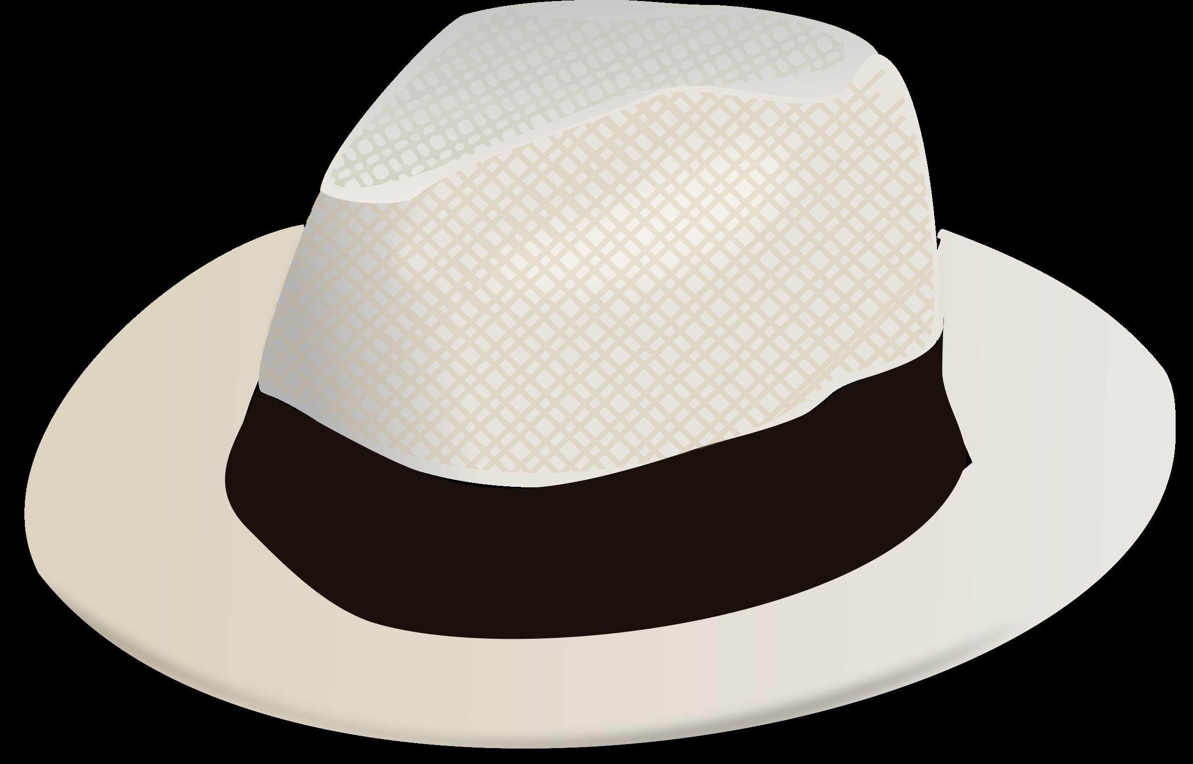 Chapéu panamá emoji